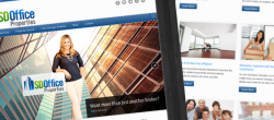 Web Design: SDOfficeProperties.com