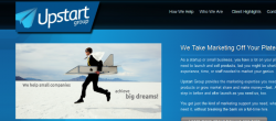 Web Design: Upstart Group