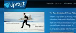 Web Design: Upstart Group
