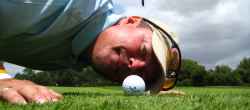 Website Design: Golf Instructor, Peter Booth