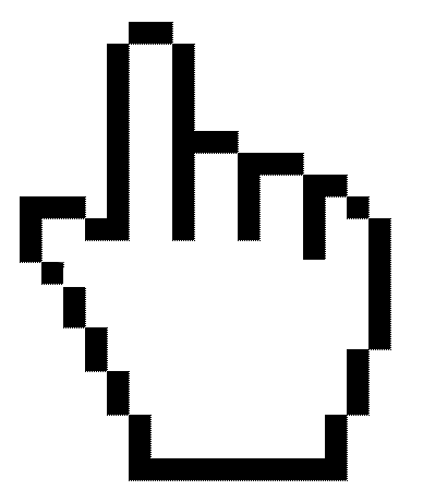 Hand pointer snip